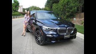 """2019 BMW X5 50i Next Generation / Exhaust Sound / 22"""" M Wheels / BMW Review"""