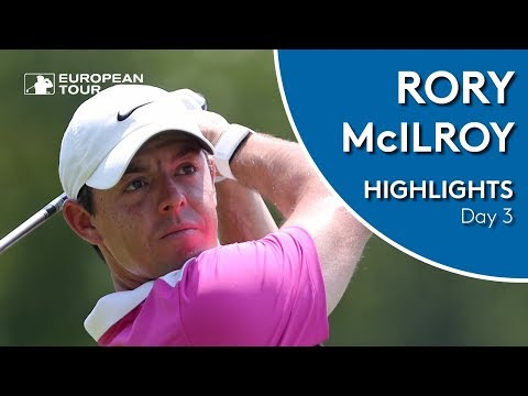 Rory McIlroy shoots his lowest ever WGC round (62) | Round 3 | 2019 WGC-FedEx St. Jude Invitational