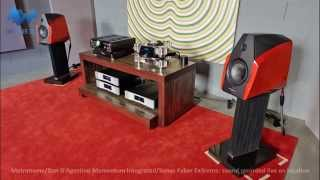 Sonus Faber Ex3ma&Dan D'Agostino Momentum Integrated: the Art of Music Making