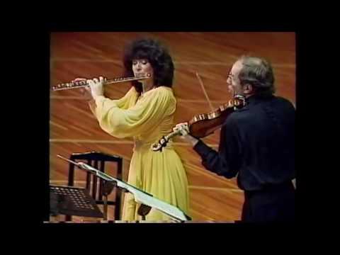 А.Lourie:La Flute a travers le Violon(G.Kremer & I.Grafenauer)