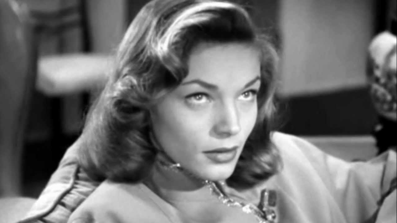 Lauren Bacall - Who Was That Lady? - YouTube