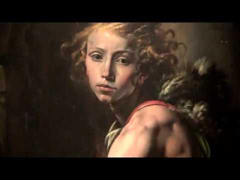Вена. Исторический центр. Экспозиция Caravaggio & Bernini в музее истории искусств.