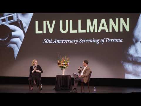 Liv Ullmann Discussion Panel