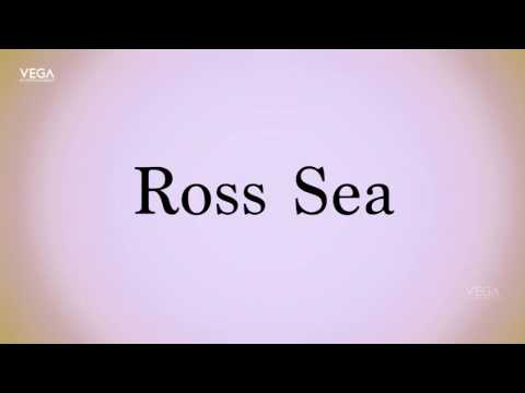 How To Pronounce Ross Sea