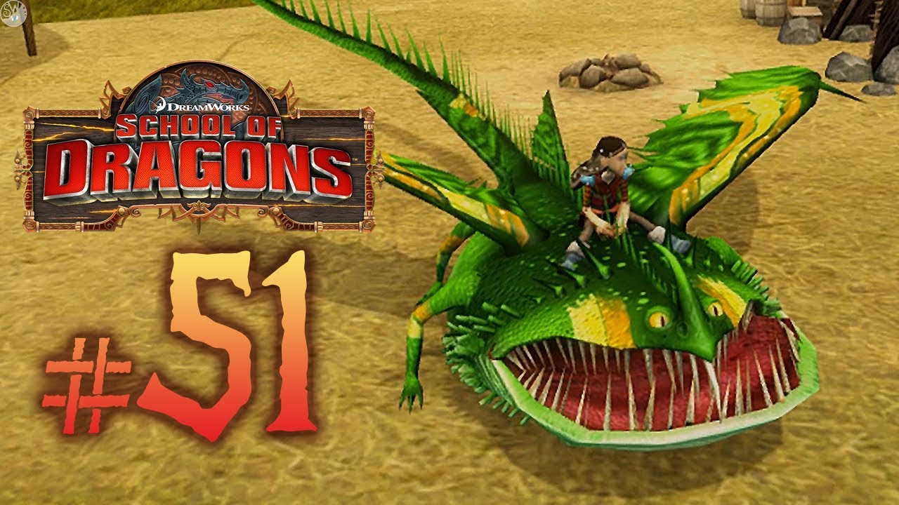 FIRST FLIGHT ON THUNDERDRUM! School of Dragons - Ep. 51 ...