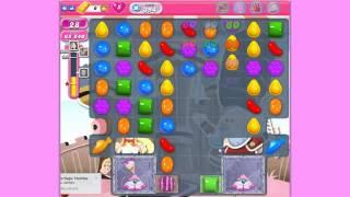 Candy Crush Saga level 394 3 stars