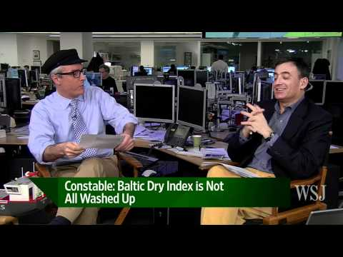 Baltic Dry Index May Not Be All Washed Up