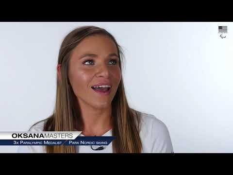 Aaron Pike And Oksana Masters Talk About Their Spirit Animals | PyeongChang Paralympics