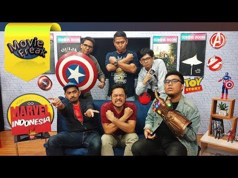 MOVIE FREAK - Avengers: Infinity War & Deadpool (with Komunitas Marvel Indonesia)