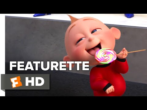 Incredibles 2 Featurette - Back in Action (2018) | Movieclips Coming Soon