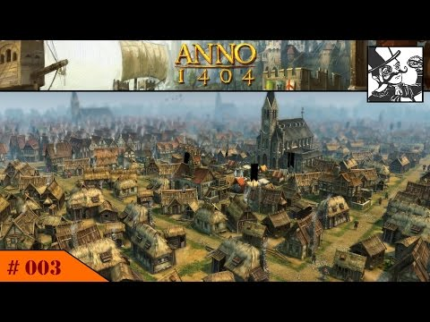 Anno 1404 - Venice: #003 The peasant-army settles down!