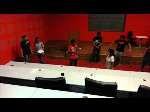 Jindal Global Law School Theater Society