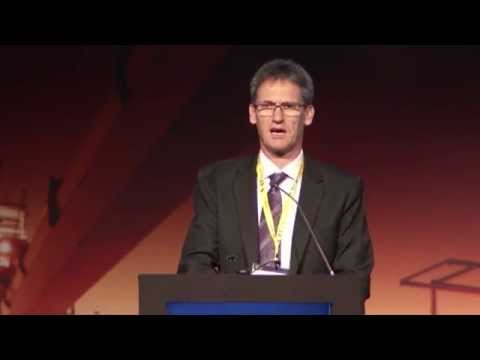 Anglo American Platinum CEO at the 2015 Mining Indaba on 10 Februrary in Cape Town South Africa