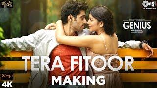 Tera Fitoor Song Making - Genius | Utkarsh Sharma, Ishita Chauhan | Arijit Singh |Himesh Reshammiya