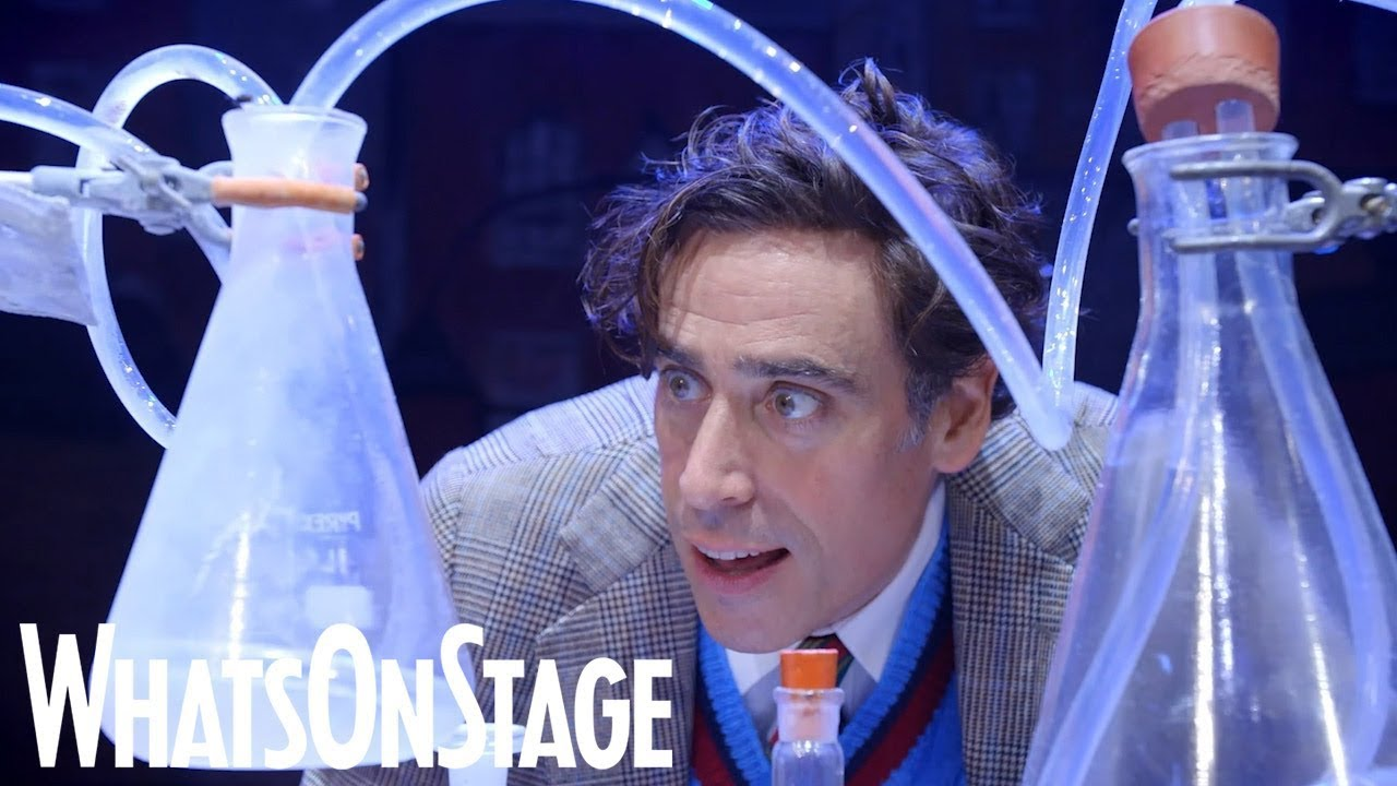 Download The Man in the White Suit | West End opening night with Stephen Mangan and Kara Tointon