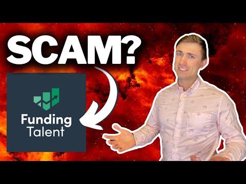 Funding Talent Exposed: HUGE Forex Prop Firm Shutdown! (One Big Scam?)