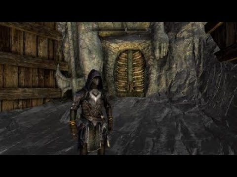 Skyrim Special Edition TheRevenant316 Chosen Mods And Aladdin Ultimate  Armory Tour PT3