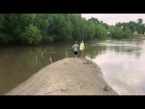 Gar Fishing Victoria TX