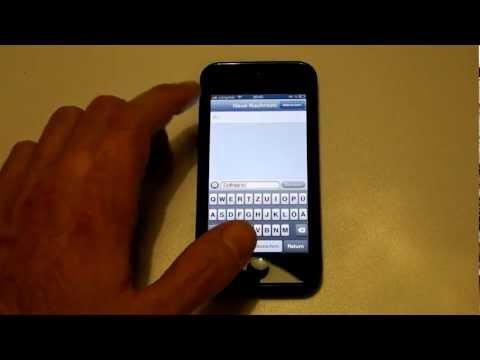 iPhone 5 - MMS empfangen - MMS senden
