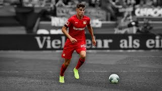 Kai Havertz - The Art of Passing