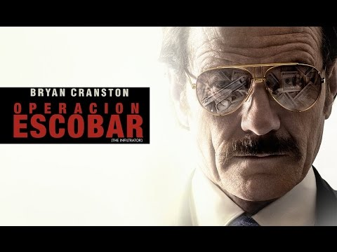 Operación Escobar (The Infiltrator) - ¡Sólo en Cines!