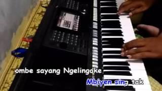 Perawan Kalimantan Karaoke Yamaha PSR