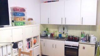 Ordnung in kleinen Räumen - extrem kleine Wohnung