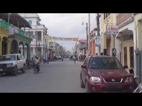 Aux Cayes, Haiti.