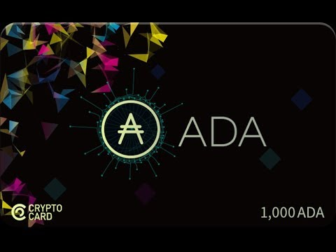 Cardano (ADA) - Debit Card - Metaps Plus Going Live