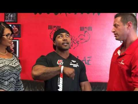 V Bodybuilding Show 50 NPC Champ Charles Curtis