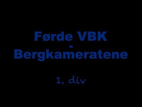 Førde 2 - Bergkameratane | Serieopning i 1.divisjon!
