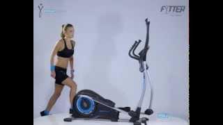 FYTTER - CROSSER CR-06B - CROSSING - Fitness - Feel Better Making Exercise (CR006B)