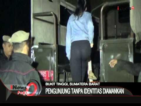 Polisi Gelar Razia Di Sejumlah Cafe Di Bukittinggi, Sumbar - iNews Pagi 24/08