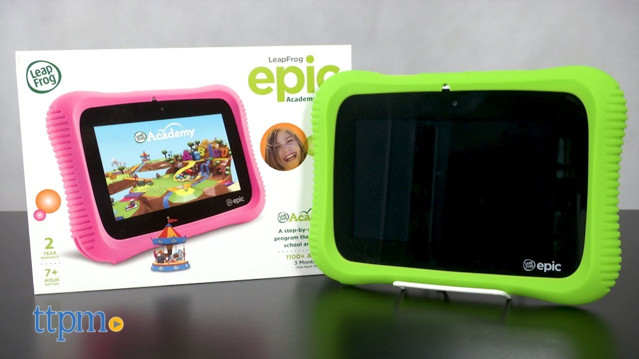 LeapFrog Epic Academy Edition from LeapFrog