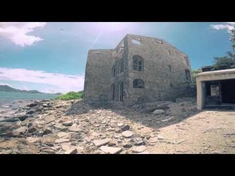 La Belle Créole – ghost resort of the Caribbean (Saint Martin)