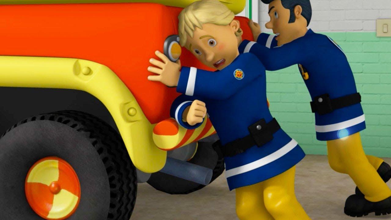 Sam le pompier francais formation en quipe pisode complet dessin anim youtube - Dessin anime pompier gratuit ...