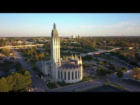 Cathedral District - Tulsa, Oklahoma