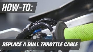 Video How To Replace a 4 Stroke Throttle Cable download MP3, 3GP, MP4, WEBM, AVI, FLV September 2018