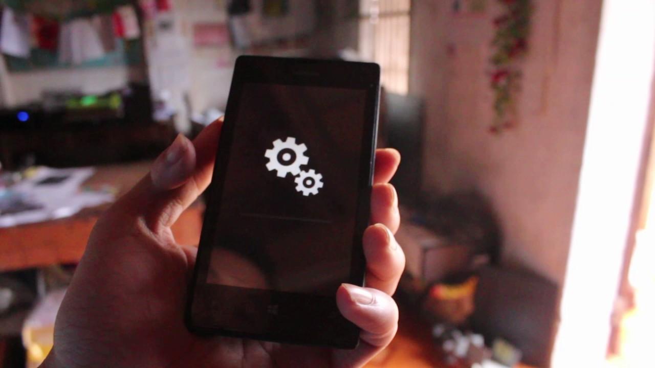 Hướng dẫn cách reset lại Nokia lumia bằng phím nóng đơn giản nhất