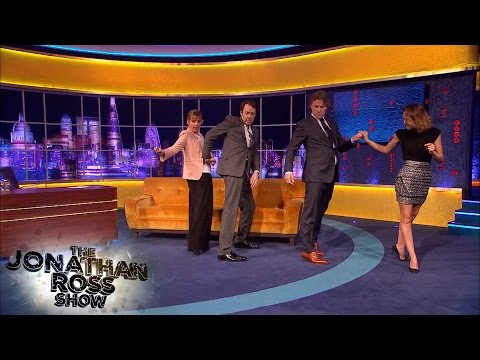 Dancing Lessons With Kara Tointon  The Jonathan Ross