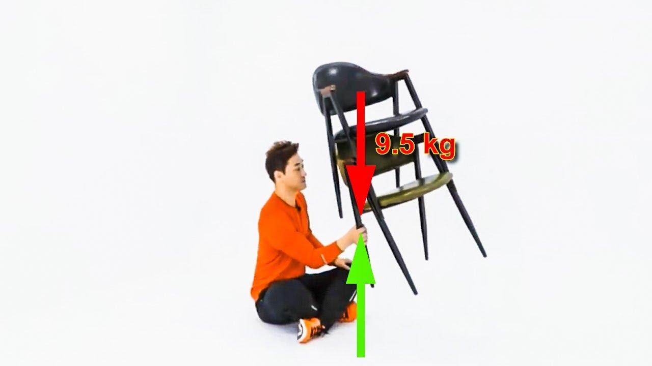 DK Yoo Lifting Chair - Simple Scientific Analysis