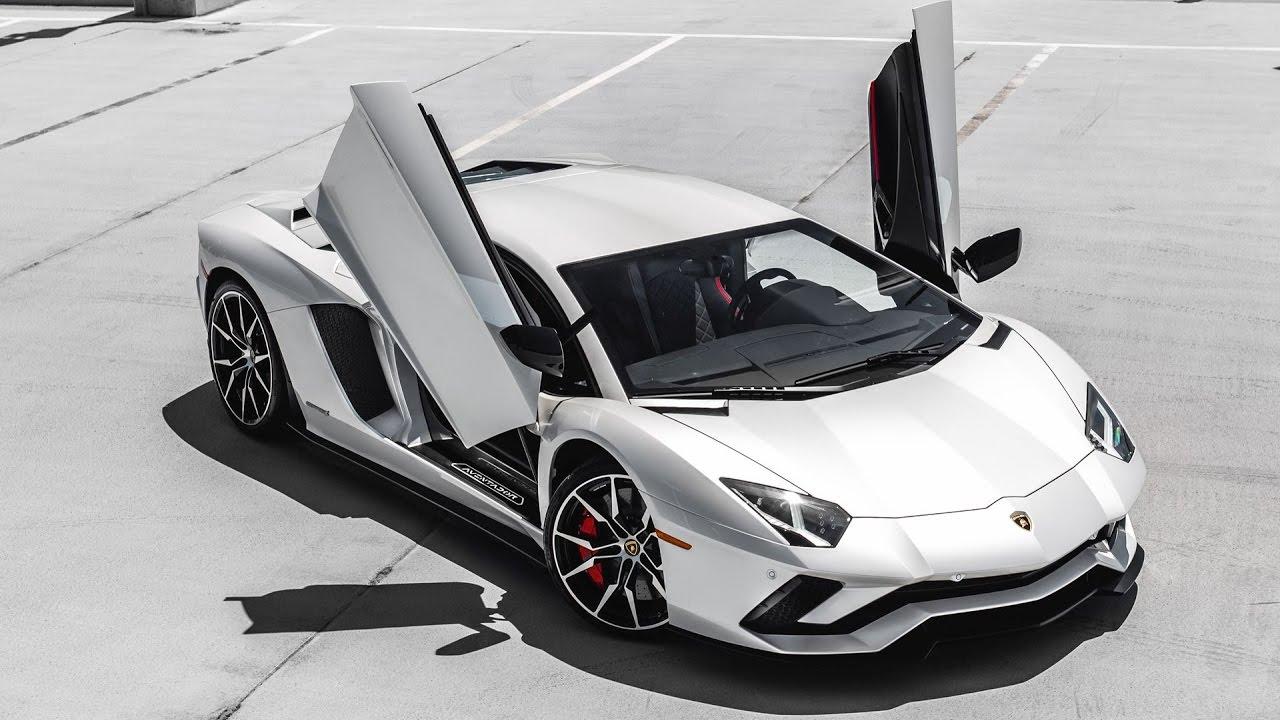 2017 Lamborghini Aventador S Lp740 4 Drive Acceleration