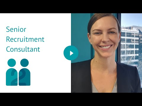 Senior Recruitment Consultant - Sydney