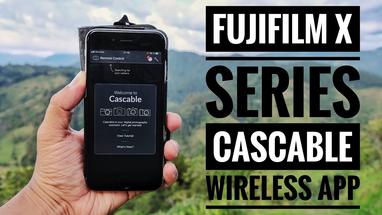Fuji Wireless App Wire Center Scr Time Delay Circuit Diagram Tradeoficcom X Series Winner Cascable For Ios Youtube Rh Com