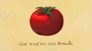 """Tomatoes, or How Not To Define """"Art"""""""
