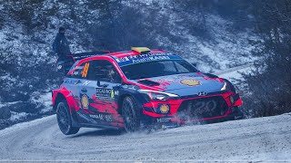 Rallye Monte Carlo 2019 | Full Action & Crashes | ADRacing