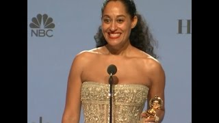 Tracee Ellis Ross Urges Hollywood To Embrace Diverse Storylines