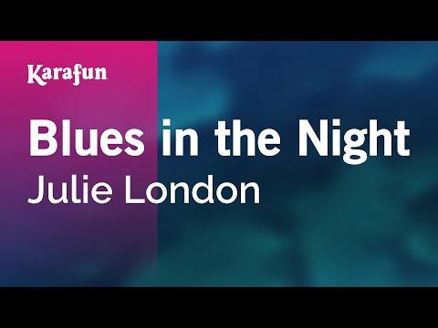 Karaoke Blues in the Night - Julie London *
