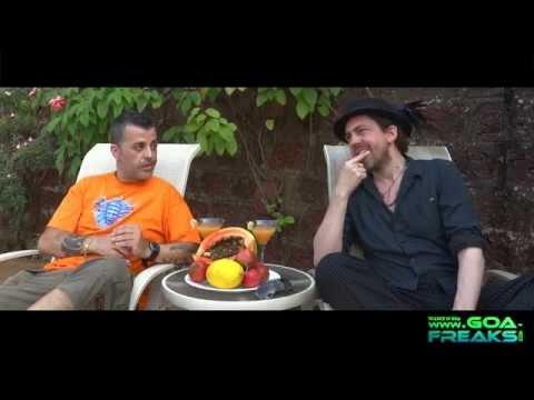 Simon Posford Interview | GoaFreaksComTV