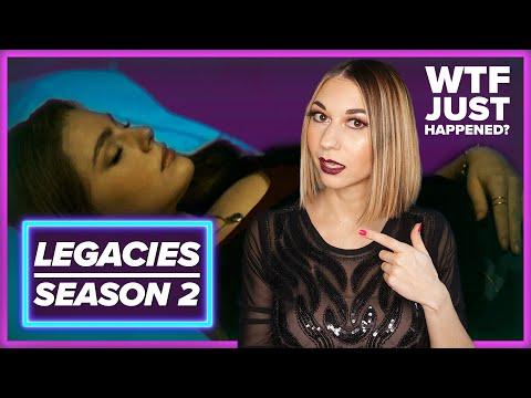 Legacies Season 2 So Far Explained   When Will The CW Series Return?
